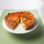 quiche-tomaat-mozzarella